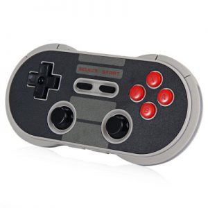 8Bitdo NES 30 Pro Wireless Gaming Controller on logosandsimplicity.com
