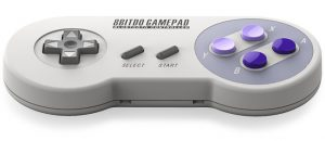 8Bitdo SNES 30 Wireless Controller