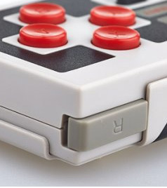 8bitdo Nes 30 Action & Shoulder Buttons