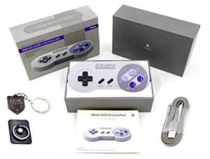 8Bitdo Snes 30 What's In The Box