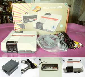 What's In The Box -Hyperkin Retron HD