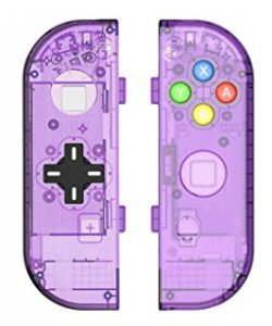 Nintendo Switch Translucent Joy-Con Housing