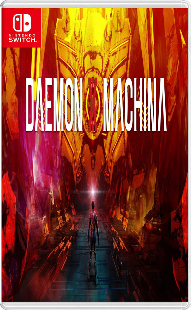 Daemon X Machina on the Nintendo Switch