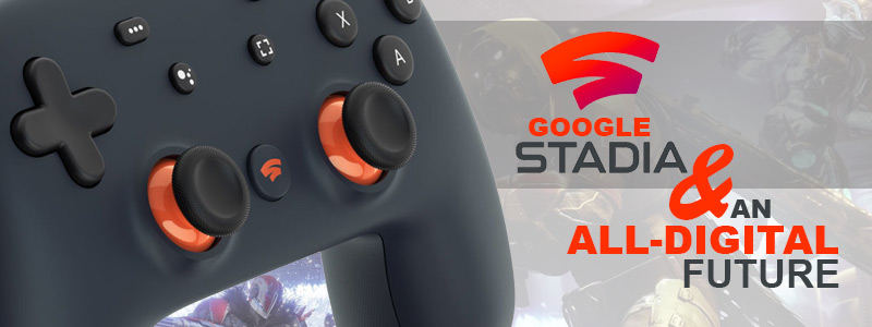 Google Stadia Featured Image