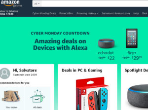 Cyber Monday Amazon Deals
